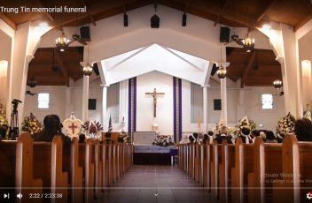 pham trung tin memorial funeral